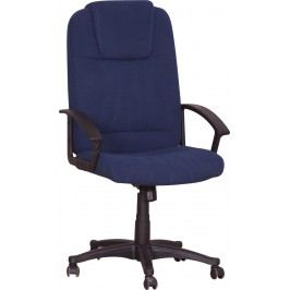 Kancelářské křeslo TC3-7741 modrá
