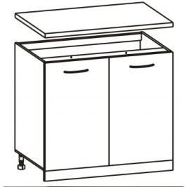 Spodní kuchyňská skříňka Cyra New D-60
