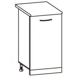 Spodní kuchyňská skříňka Cyra New D-30
