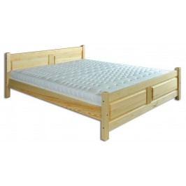 Manželská postel 160 cm LK 115 (masiv)