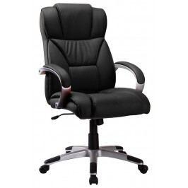 Kancelářske křeslo Q-044 černé Kancelářské křeslo
