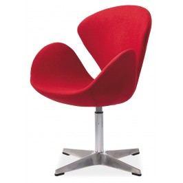 Relaxační křeslo Devon (červená)