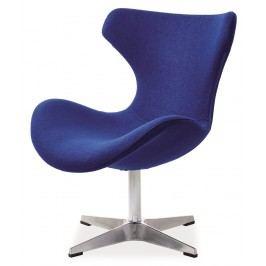 Relaxační křeslo Felix (modrá)