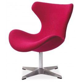 Relaxační křeslo Felix (růžová) Kancelářské křeslo