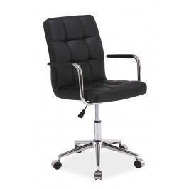 Kancelářské křeslo Q-022 (černá)