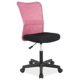 Kancelářské křeslo Q-121 (ružová + černá)