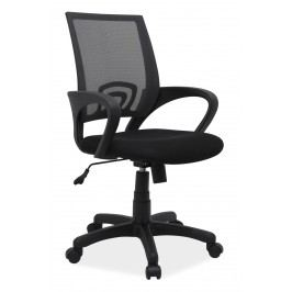 Kancelářské křeslo Q-148 (černá) Kancelářské křeslo
