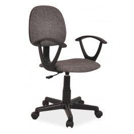 Kancelářské křeslo Q-149 (šedá)