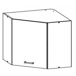 Horní kuchyňská skříňka, rohová Eliza EZ7 G60NW