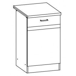 Spodní kuchyňská skříňka Eliza EZ13 D50