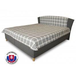 Manželská postel 180 cm Benab Tokio (s rošty)
