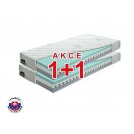 Pěnová matrace Benab Omega Flex Duo 200x70 cm (T3/T4) *AKCE 1+1