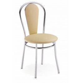 Jídelní židle Tulipan Plus béžová