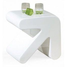 Konferenční stolek Erati bílý