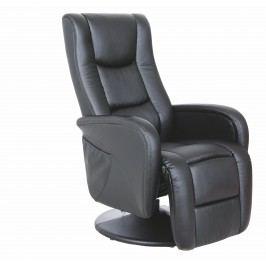 Relaxační křeslo Pulsar (černá)