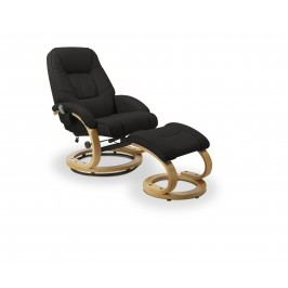 Relaxační křeslo Matador (černá)