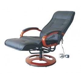 Relaxační křeslo Artuš 2 TC3-černá