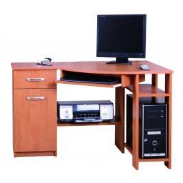 Rohový PC stolek Horn 4