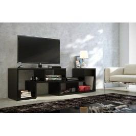 TV stolek Top černá