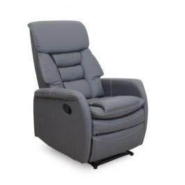 Relaxační křeslo Komfy (šedá)