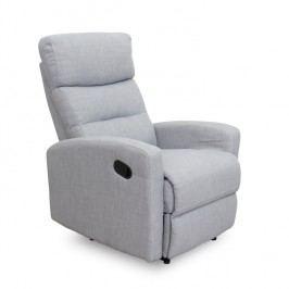 Relaxační křeslo Silas (šedá)