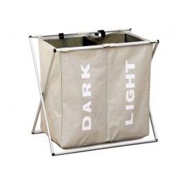 Koš na prádlo TYP 2 (šedobéžová)