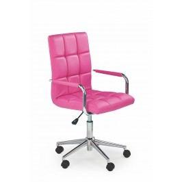Kancelářské křeslo Gonzo 2 (růžová)