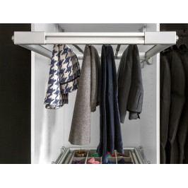 Věšák do šatní skříně Nadir