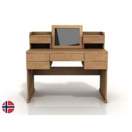 Toaletní stolek Naturlig Lekanger Larsos (buk)
