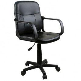 Kancelářské křeslo Ayla (černá)
