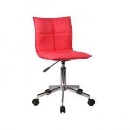 Kancelářská židle Craig (červená)