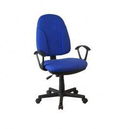 Kancelářské křeslo Devri (modrá)