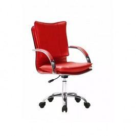 Kancelářské křeslo Quirin (červená)