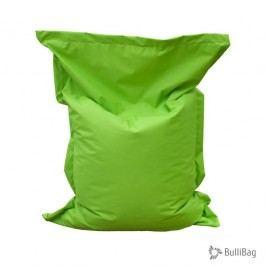Relaxační vak BulliBag-zelená, 100%polyester, 100cm x70cm