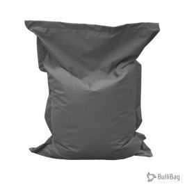 Relaxační vak BulliBag-šedá, 100%polyester, 100cm x70cm
