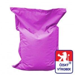 Relaxační vak BulliBag-fialová, 100%polyester, 100cm x70cm