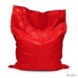 Relaxační vak BulliBag-červený, 100%polyester,  140cm X 100cm