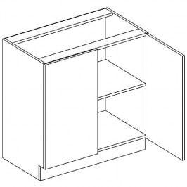 Skříňka dolní EKRAN WENGE š.80cm D 80