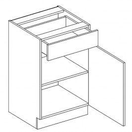 Skříňka dolní ALINA D60 S/1 pravá