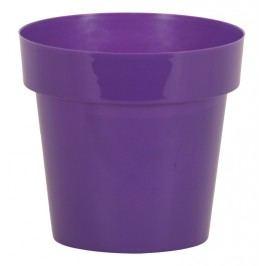 Obal na květiny plastový - barva fialová PLP001-14 PUR