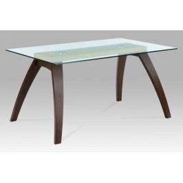 Jídelní stůl skleněný BT-6802 BWAL
