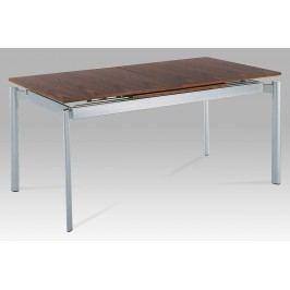 Jídelní stůl rozkládací dýha ořech WD-5864 AWAL