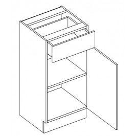 D45/S1 dolní skříňka KN1810 D/B pravá