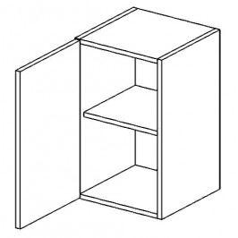W50L horní skříňka jednodvéřová COSTA OLIVA