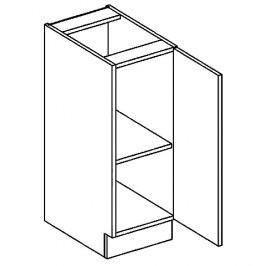 D30P dolní skříňka jednodvéřová COSTA OLIVA