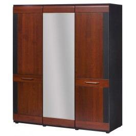 VIEVIEN 73 šatní skříň 3-dveřová