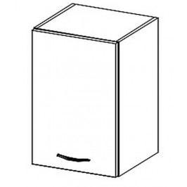 W40 horní skříňka jednodveřová SONOMA levá