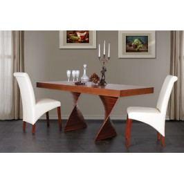 Jídelní stůl, MDF, masiv buk,160x90cm, FREDO Stůl do kuchyně