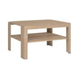 Konferenční stolek, DTD laminovaná, dub sonoma, KLEON