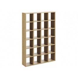 Designová knihovna Manoel I. (Dub)  9500.510403 Porto Deco